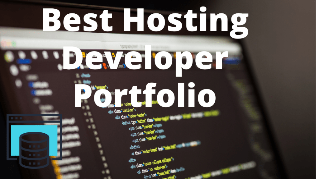 best web hosting for developer portfolio